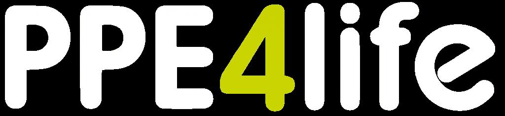 PPE4Life logo